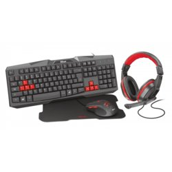 Trust Ziva 4 in 1 Gaming Bundle