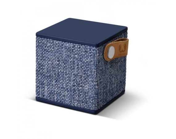 Fresh'n Rebel GŁOŚNIK BLUETOOTH ROCKBOX CUBE FABRIQ EDITION INDIGO