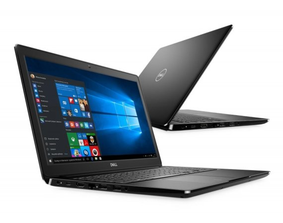 "Dell Latitude 3500 Win10Pro i3-8145U/128GB/4GB/Intel UHD 620/15.6""FHD/KB-Backlit/3-cell/3Y NBD"