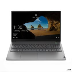 Lenovo Laptop ThinkBook 15 G2 20VG0008PB W10Pro 4700U/16GB/512GB/INT/15.6FHD/Mineral Grey/1YR CI