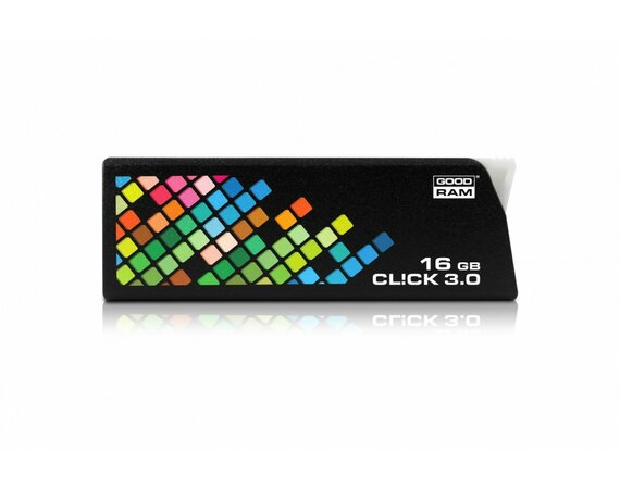 GOODRAM CL!CK  16GB USB3.0 Black