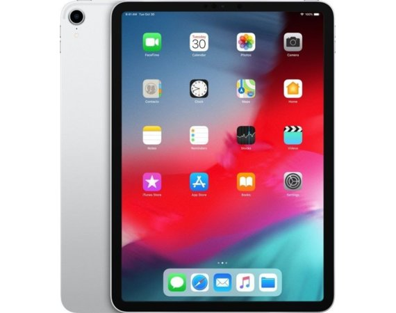 Apple iPad Pro 11 Wi-Fi + Cellular 1 TB - Srebrny