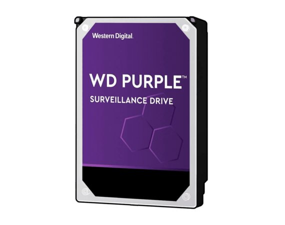 "Western Digital HDD Purple 8TB 3,5"" 256MB SATAIII/7200rpm"