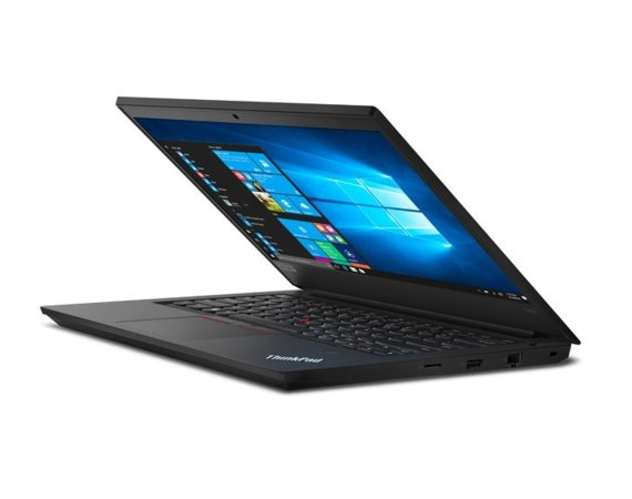 Lenovo Laptop ThinkPad E490 20N8007FPB W10Pro i3-8145U/8GB/256GB/INT/14.0 FHD/Black/1YR CI