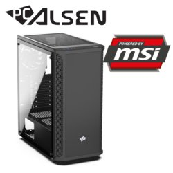 PC Alsen Z390 GAMING PLUS 1660TI by MSI