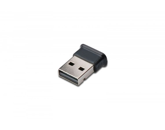 Digitus Mini adapter Bluetooth V4.0 Class 2 EDR A2DP na USB 2.0