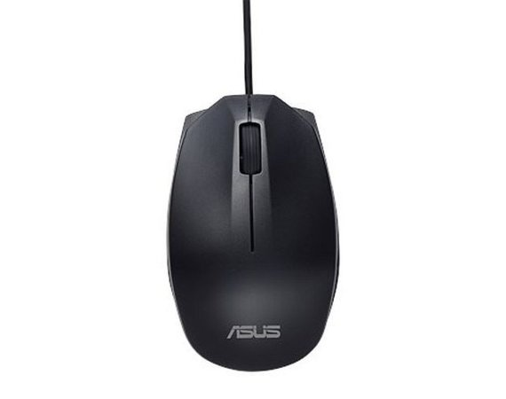Asus UT280 Black USB OPT/1000DPI/USB/BLACK
