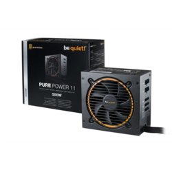 Be quiet! Zasilacz Pure Power 11 500W 80+ GOLD S.MODU BN297