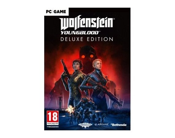 Cenega Gra PC Wolfenstein Youngblood Deluxe Edition