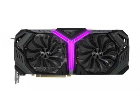 Palit Karta graficzna GeForce RTX 2080 SUPER GameRock 8GB GDDR6 256BIT HDMI/3DP/USB-C