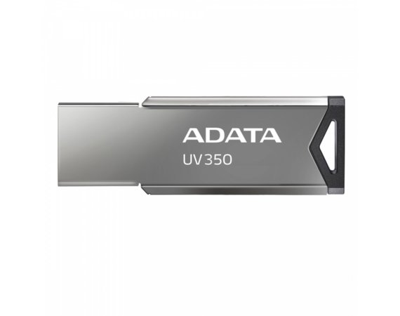 Adata Pendrive UV350 64GB USB 3.2 Gen1 Metallic