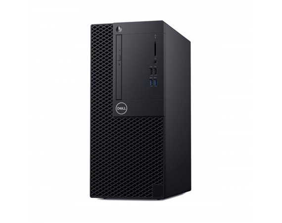 Dell Komputer Optiplex 3070 MT W10Pro i5-9500/8GB/256GB SSD/Intel UHD 630/DVD RW/KB216 & MS116/260W/3Y BWOS