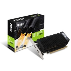 MSI GeForce GT 1030 2GB OC DDR5 64BIT HDMI/DP/LP/HSK