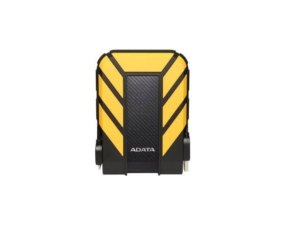 Adata DashDrive Durable HD710 1TB 2.5'' USB3.1 Żółty