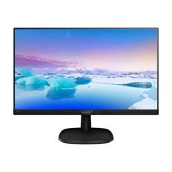 Philips Monitor 27 273V7QSB  IPS DVI Czarny