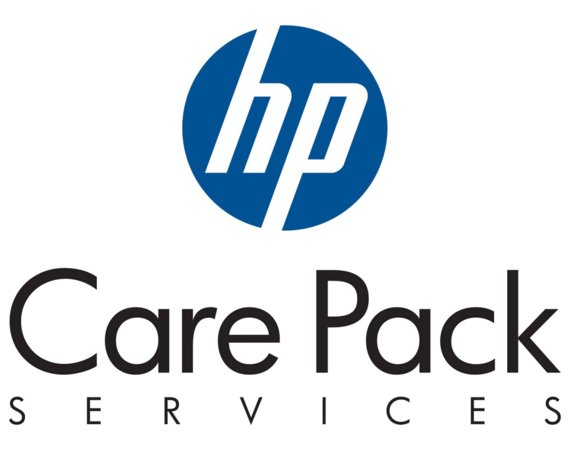 HP Inc. Carepack UK707A - 3 lata / Pickup&Return / Notebook Only