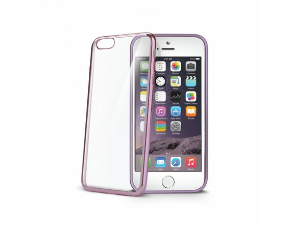 CELLY LASER COVER IPHONE 6/6S MODNA OCHRONA