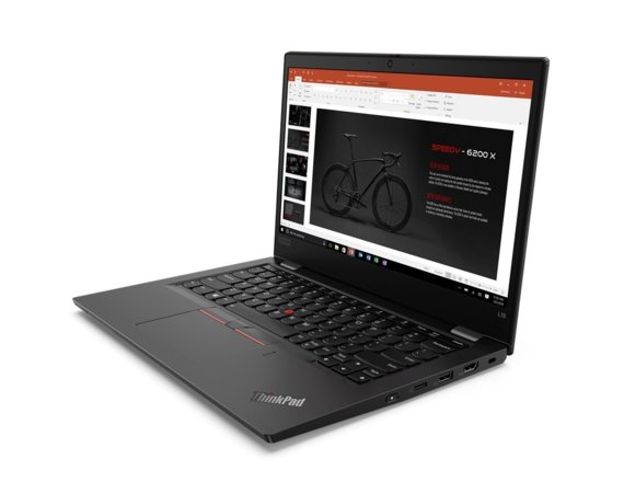 Lenovo Laptop ThinkPad L13 Yoga 20R50002PB W10Pro i3-10110U/8GB/256GB/INT/13.3 FHD/Touch/Black/1YR CI