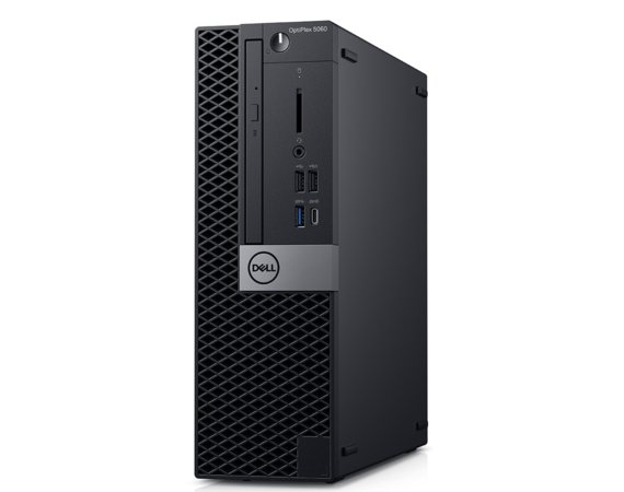 Dell Komputer Optiplex 5060SFF W10Pro i5-8500/8GB/256GB/Intel UHD 630/DVD RW/KB216/MS116/3Y NBD