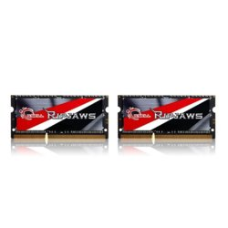 G.SKILL SO-DIMM PC - DDR3 16GB (2x8GB) Ripjaws 1866MHz CL11 1,35V