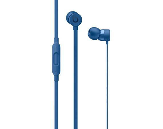 Apple urBeats3 Earphones with 3.5mm Plug - Blue