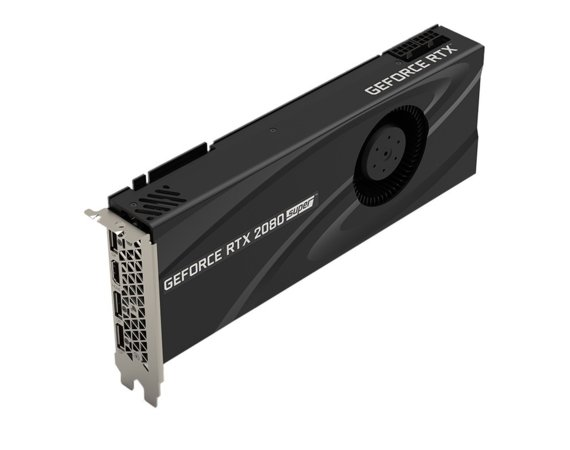 PNY Karta graficzna GeForce RTX2080 8GB Super Blower VCG20808SBLMPB