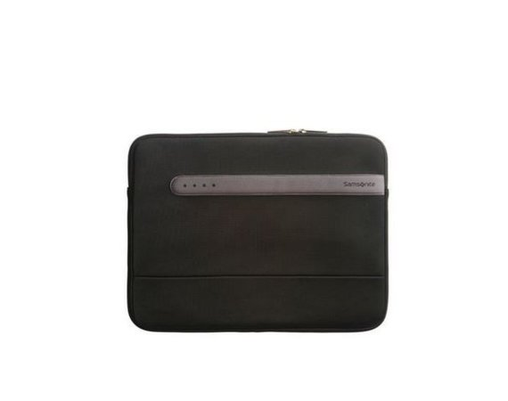 "Samsonite COLORSHIELD LAPTOP SLEEVE 15.6"" CZARNY/SZARY"