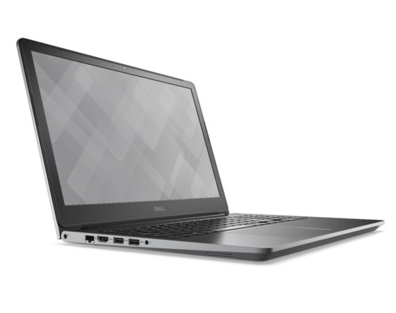 "Dell VOSTRO 15 5568 Win10Pro i7-7500U/1TB/8GB/GF940MX/15.6""FHD/3-cell/KB-Backlit/Grey/3Y NBD"
