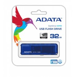 Adata DashDrive UV110 32GB USB2.0 niebieski