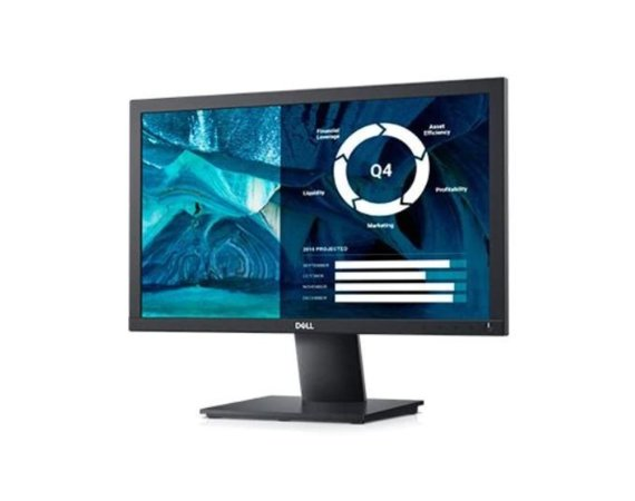 Dell Monitor E2020H 19.5''  LED TN (1600x900) /16:9/VGA/DP 1.2/5Y PPG