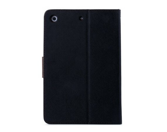 "Mercury Etui Fancy Galaxy Tab S 10.5"" czarno/brązowe T800, notes"