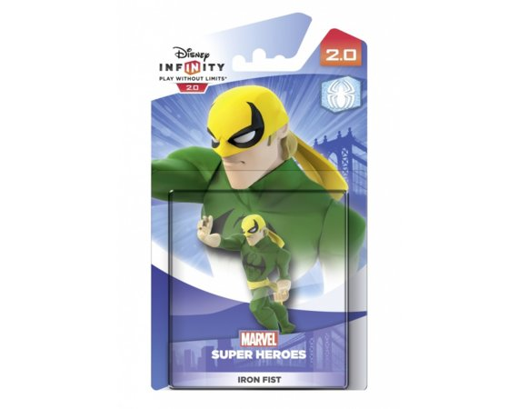 Disney Infinity 2.0 - Iron Fist (Spiderman)