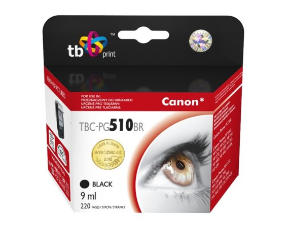 TB Print Tusz do Canon MP 240 TBC-PG510BR BK  ref.