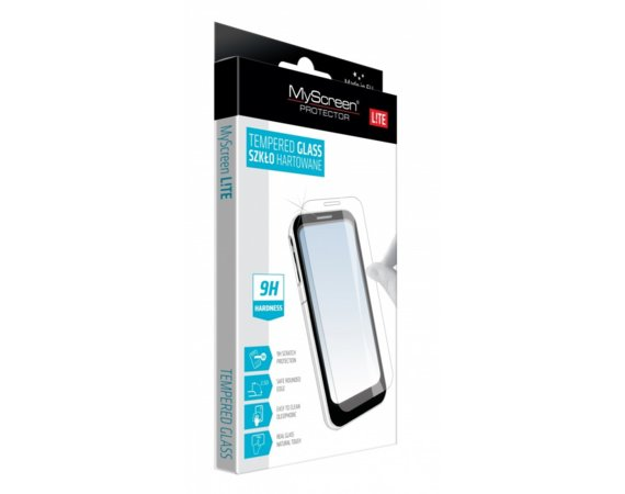 MyScreen Protector  LiteGLASS Szkło do LG Q6