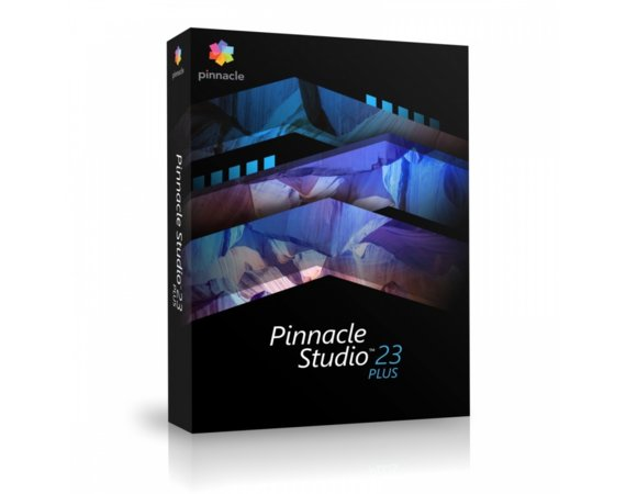 Corel Pinnacle Studio 23 PlusPL/ML Box   PNST23PLMLEU