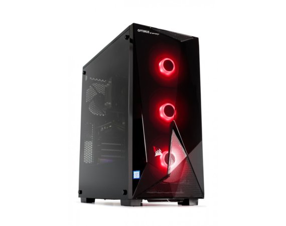 OPTIMUS E-Sport GB360T-CR6 i5-9400F/16G/500G+2TB/GTX 1660 6GB/W10