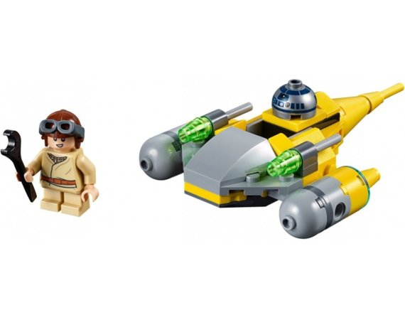 LEGO Klocki Star Wars Naboo Starfighter 75223