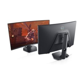 Dell Monitor S2721HGF  27 cali Curved VA Full HD (1920x1080)/16:9/2xHDMI/DP/3Y PPG