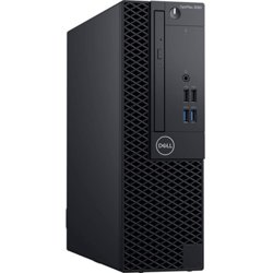 Dell Komputer Optiplex 3080 SFF/Core i5-10500/8GB/256GB SSD/Integrated/DVD RW/No Wifi/Kb/Mouse/W10Pro