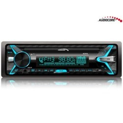 Audiocore Radioodtwarzacz AC9710 B MP3/WMA/USB/RDS/SD ISO Panel Bluetooth Multicolor