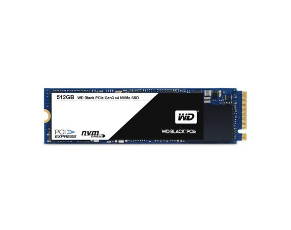 Western Digital Black SSD 256 GB M.2 PCle WDS256G1X0C