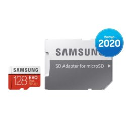 Samsung Karta pamięci MB-MC128HA/EU 128GB EVO+ mSD +Adapter