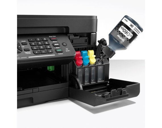 Brother Multifunction Printer MFC-T910DW RTS; A4/FAX/USB/WiFi/ADF20/27ppm