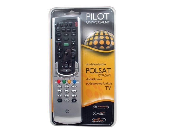 Elmak Pilot ZIP 302 TV / Polsat