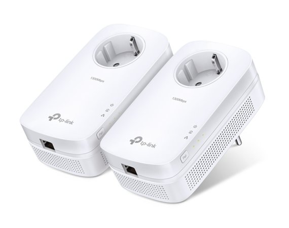 TP-LINK Power Line PA8010P 1300Mbps 1x1GB