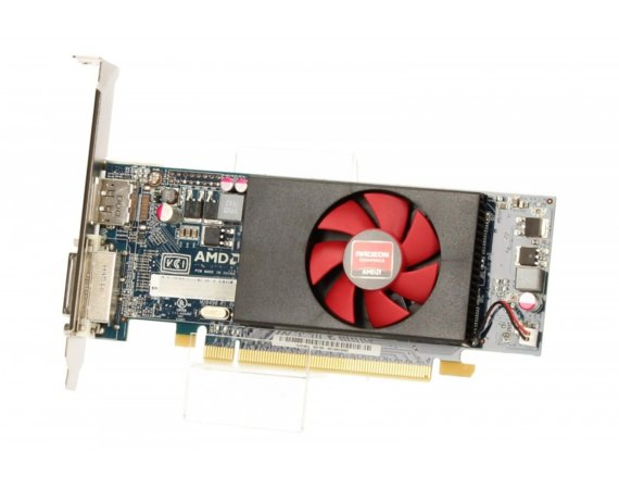 HP Inc. Radeon HD8490 DP (1GB) PCIe x16   E1C64AA