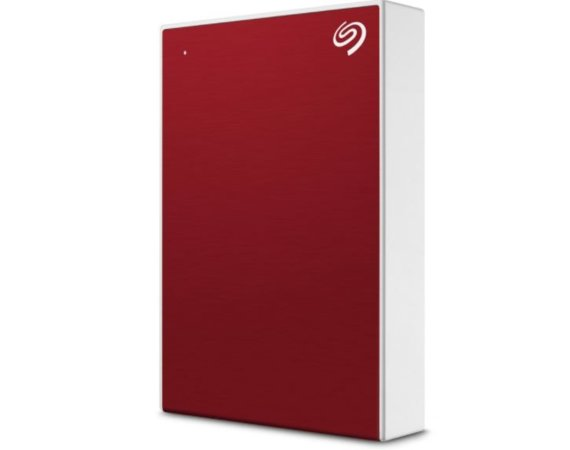 Seagate Dysk One Touch 4TB 2,5 STKC4000403 Red