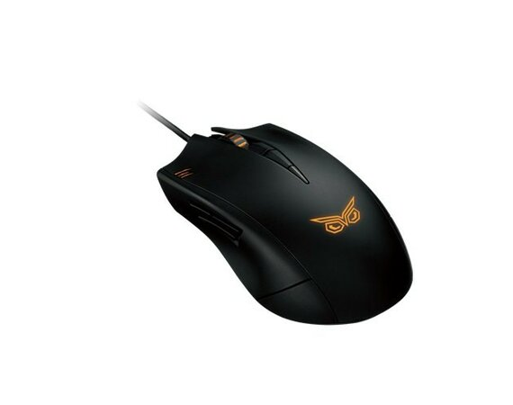 Asus Strix Claw DARK 5000DPI/Optical/Black