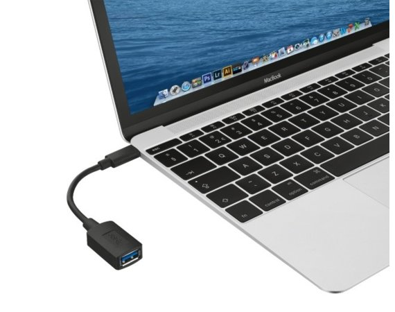 Trust USB Type-C to USB3.0 Konwenter
