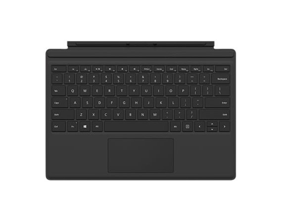 Microsoft Klawiatura Surface Pro 4 Type Cover Czarna / Black Business